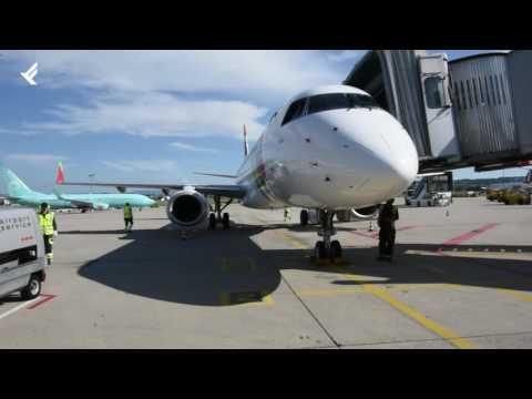 Erstflug TAP Portugal: