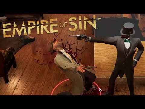 Empire of Sin Gameplay No Commentary (PC) | intro |