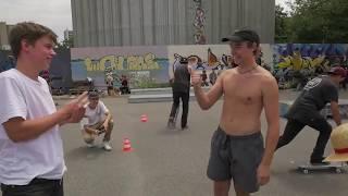 Swiss Championship of Game of Skate , Bern 24.06.2018