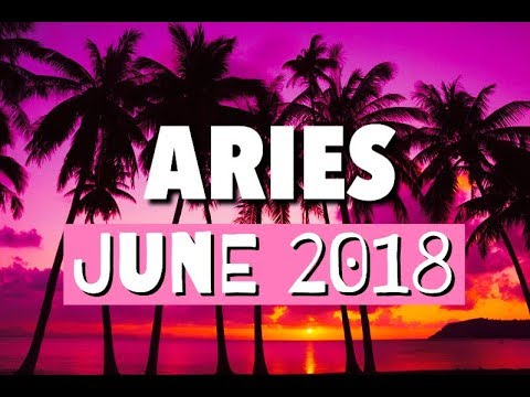 Aries ♈️ June 2018 - Luck On Luck! Play The Lotto, Seriously!!