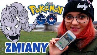 #11 GAMEPLAY - Pokemon Go - CO SIĘ ZMIENIŁO W POKACH