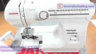 Курсы шитья. Швейная машинка. Обзор швейных машин(http://karenstudioblog.com Обзор швейных машин. Рассмотрены машинки от самых простых электромеханических до компьютер..., 2015-08-02T22:30:42.000Z)