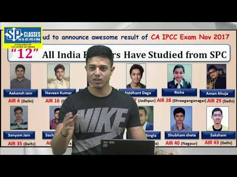 IT FASTTRACK Lecture 1 for May 2018 - By CA Swapnil Patni
