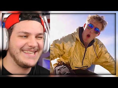 Thumbnail: Jake Paul - It's Everyday Bro (Remix) [feat. Gucci Mane] - Reaction