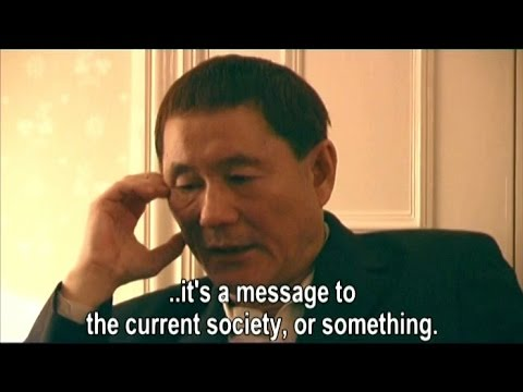 w Takeshi Kitano  Making of Zatoichi
