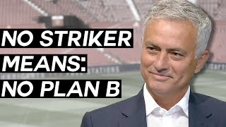 Mourinho Was Right About United's Tactics