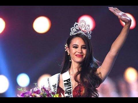 Miss Philippines wins 2018 Miss Universe crown | CCTV English