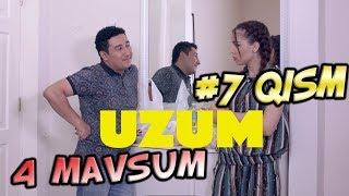 Uzum 4-mavsum (7-qism) (26.08.2017) | Узум 4-мавсум (7-кисм)