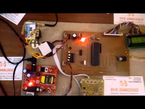 IRRIGATION WATER SUPPLY MONITORING & CONTROL SYSTEM USING GSM MODEM