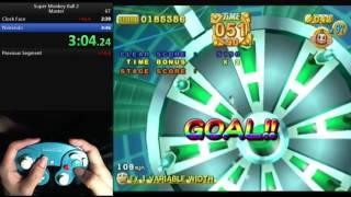 Super Monkey Ball 2 Master Speedrun in 4:42   Personal Best