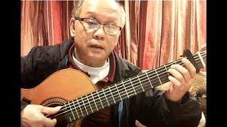 Câu Chuyện Đầu Năm (Hoài An)(BOLERO) - Guitar Cover by Hoàng Bảo Tuấn