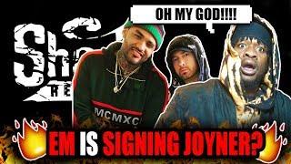 Eminem Is Signing Joyner Lucas To Shady Records?!