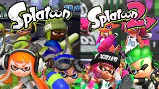 Splatoon 2 Walkthrough