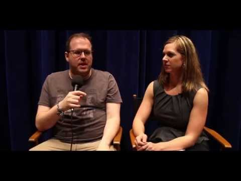 DIVERGENT screenwriter Evan Daugherty at WGF 2015 Screenwriting Symposium Part 12