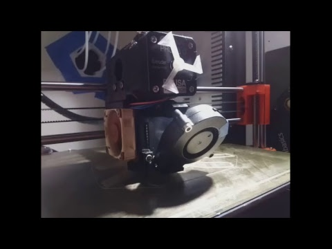 Giant Octopus - 3D Printing