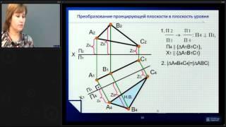 Лекция 6. Метрические задачи