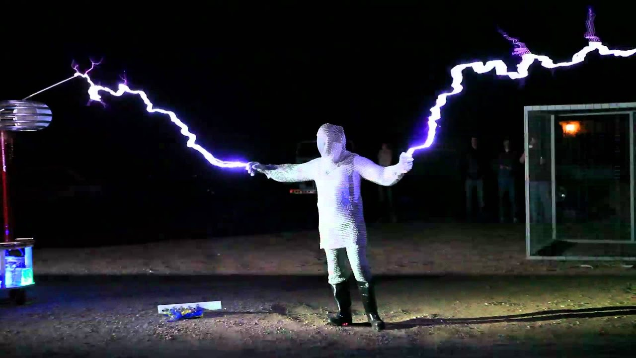 w w t 2012 matt edwards in the faraday suit part 2 youtube