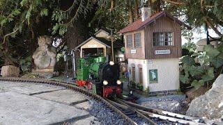 Detlefs kleine Gartenbahn; HD 720p
