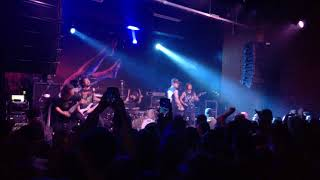 Crystal Lake - Six Feet Under (The Neon Alien Tour 2019, ATL)