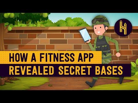 How A Fitness App Revealed Secret Military Bases