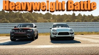 Forza Horizon 2 HEAVYWEIGHT Drag Build BATTLE