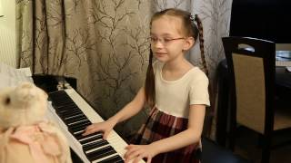 РОДИНА ( Трофимов С. ) cover Виктория Викторовна 8 лет.
