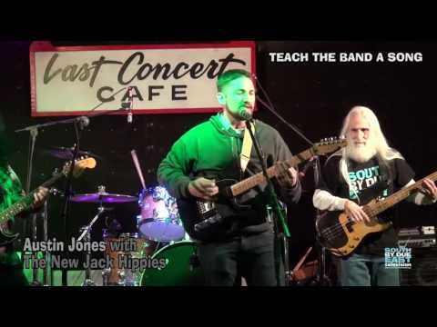 SOUTH BY DUE EAST Television - Episode 103 - TEACH THE BAND A SONG 2015