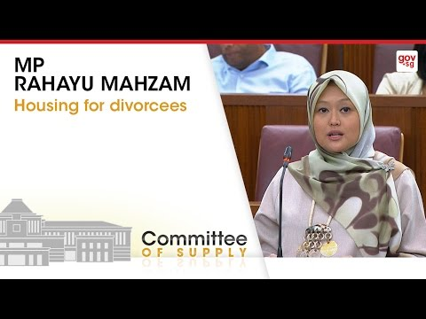 Housing Assistance for Divorcees