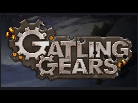 General Red plays Gatling Gears - Episode 27: Downtown