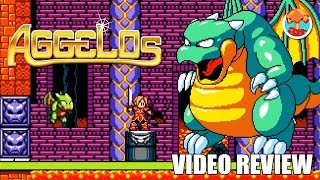 Review: Aggelos (PlayStation 4 & Xbox One) - Defunct Games