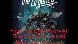 Gambar cover The Urgency - Move You Lyrics