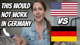 Germans would HATE my US apartment!