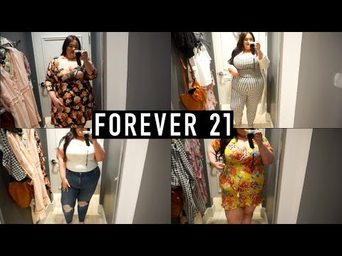 Spring 2018 Plus Size Inside The Dressing Room ft. Forever21+!!