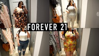 Spring 2018 Plus Size Inside The Dressing Room ft. Forever21+!!