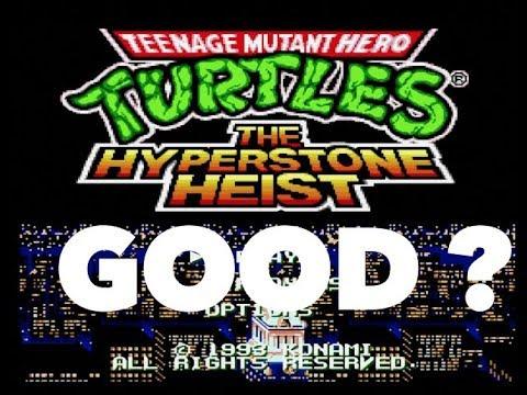 Teenage Mutant Hero Turtles, The Hyperstone, Is it good?