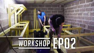 EP02 - L'atelier avance même sous la neige