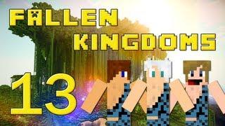 Fallen Kingdoms 2 : Siphano, Xef, Ectalite   Jour 13 - Minecraft