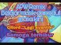 APW Remix Belajar Musik Dangdut Masa Kini