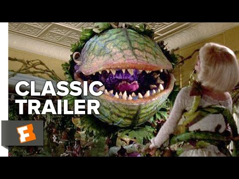 Little Shop Of Horrors (1986) Official Trailer - Steve Martin, Bill Murray Comedy Musical HD