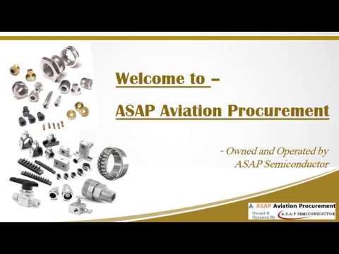 ASAP Aviation Procurement – Supplier Distributor of Aviation Parts Components