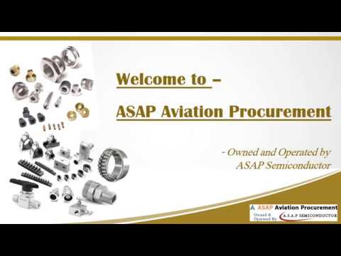 ASAP Aviation Procurement – Supplier Distributor of Aviation Parts Components