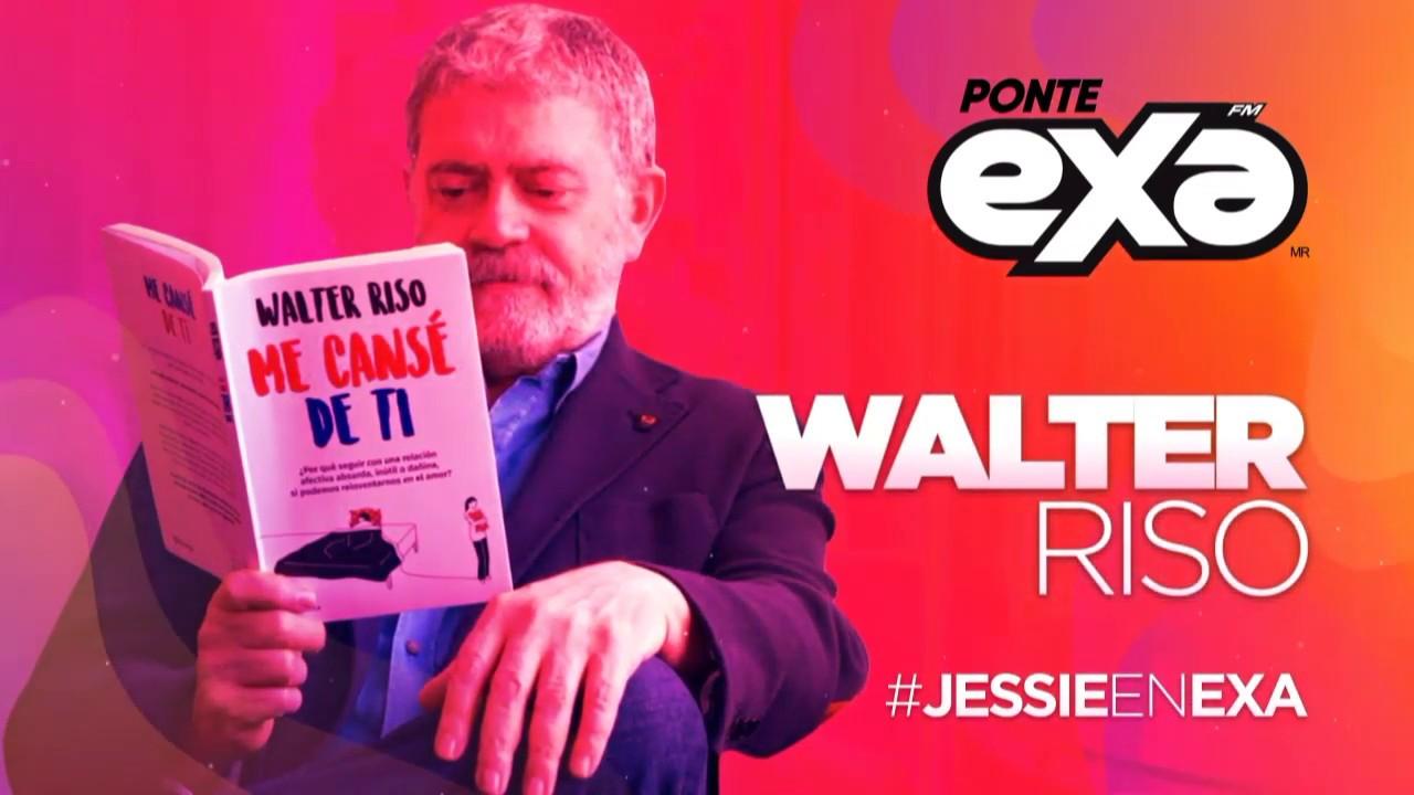 Walter Riso Sin Miedo A Decir La Verdad En Me Cansé De Ti Youtube