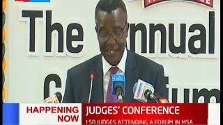 150 judges to attend Judges' conference forum held in Mombasa