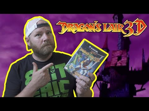 Dragons Lair 3D Gamecube Review Side Quest