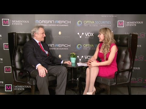 Zenith Energy CEO Andrea Cattaneo interview with Katie Pilbeam at Momentous Events