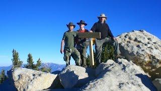 Mt San Jacinto Hike, San Jacinto Sate Park, Marion Mtn Trail
