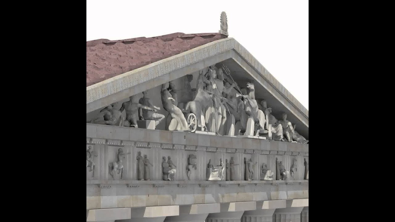 3d model of parthenon review youtube
