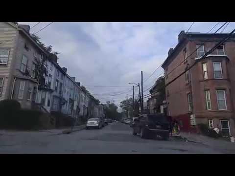 Driving by Newburgh,New York