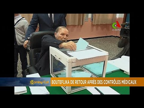 Will Algeria's ailing president Abdelaziz Bouteflika seek a fifth term? [The Morning Call]