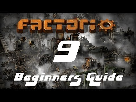 Factorio Beginners Guide 09 Simple Oil